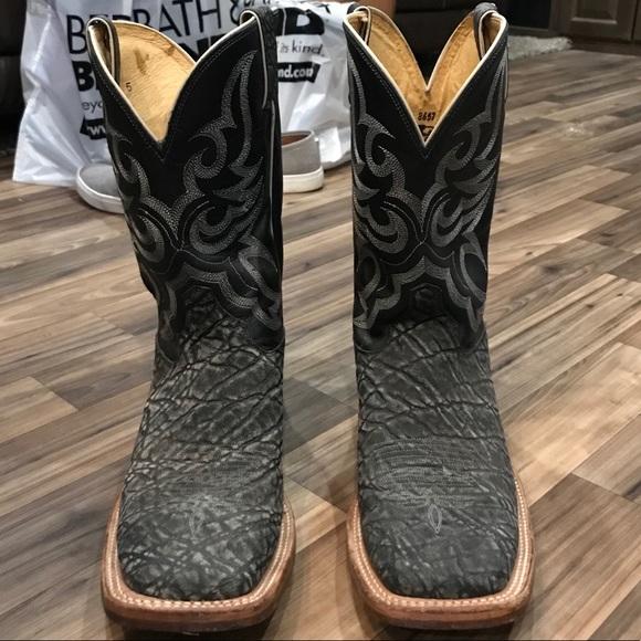 93dbf1f1635 Elephant Skin Boots
